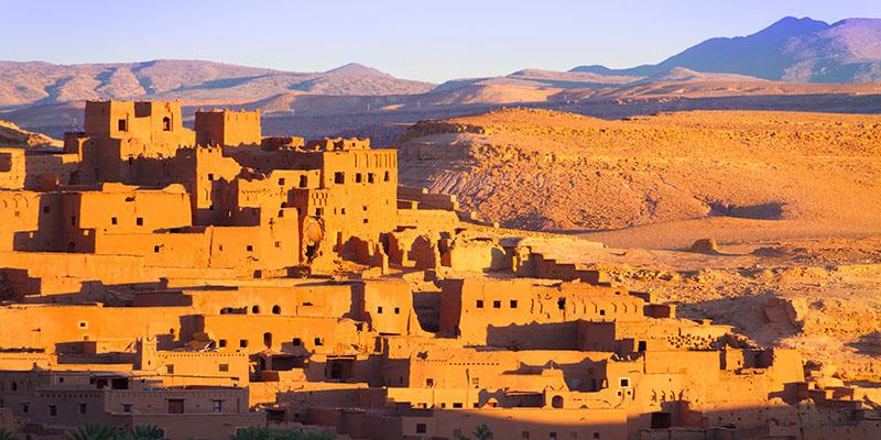 Marokko het Vakantie Overzicht