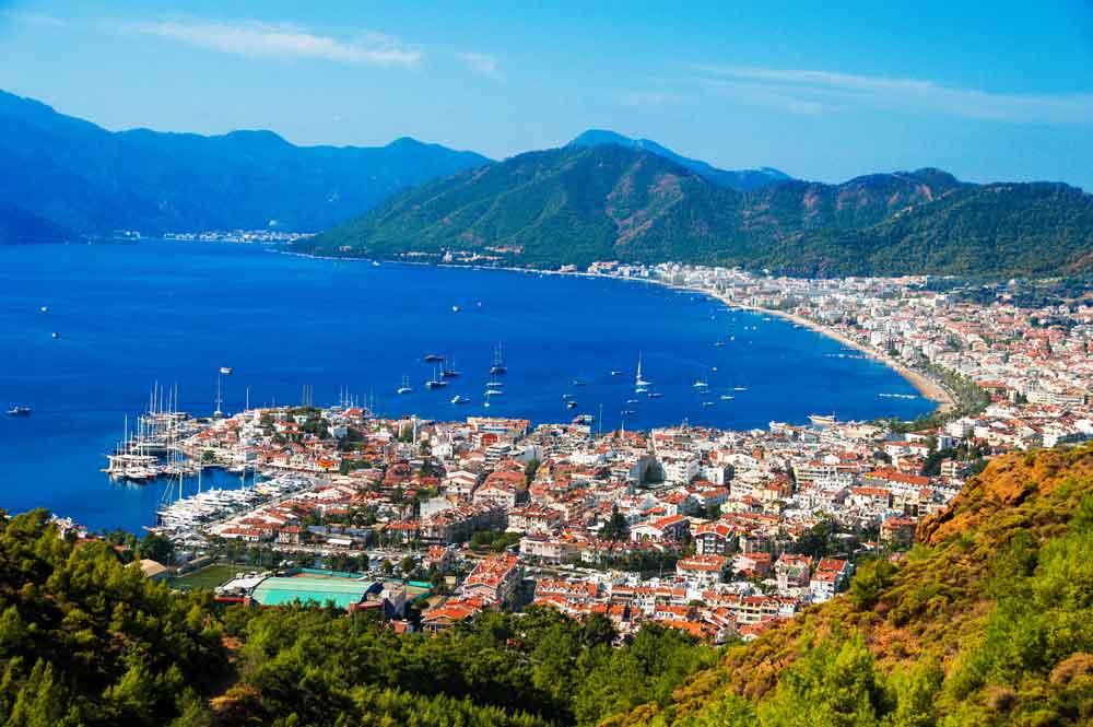 Turkije en Griekenland toch nog populair onder toeristen