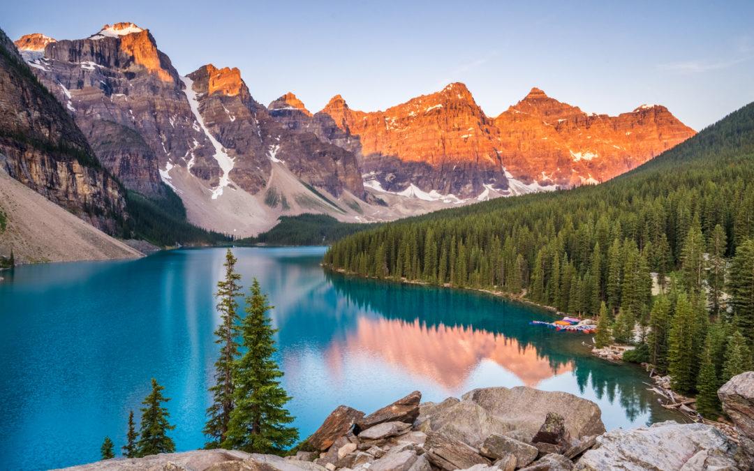 Deze plekken mag je niet missen tijdens een campervakantie in Canada