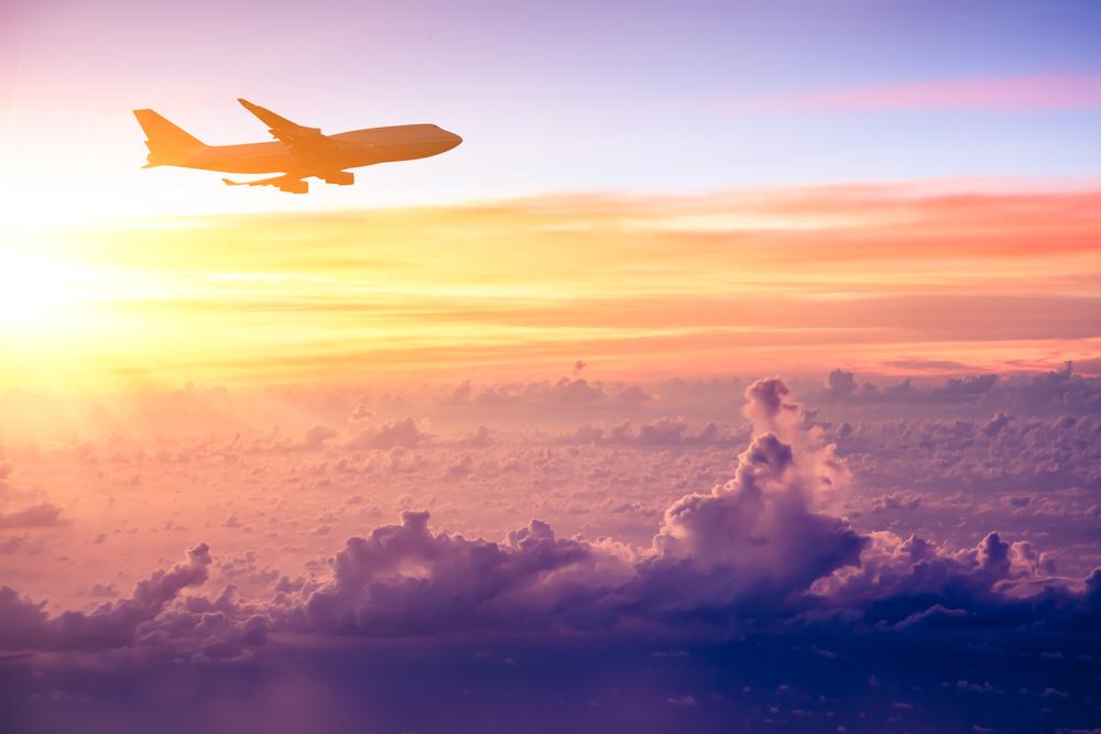Ticket boeken en vliegen