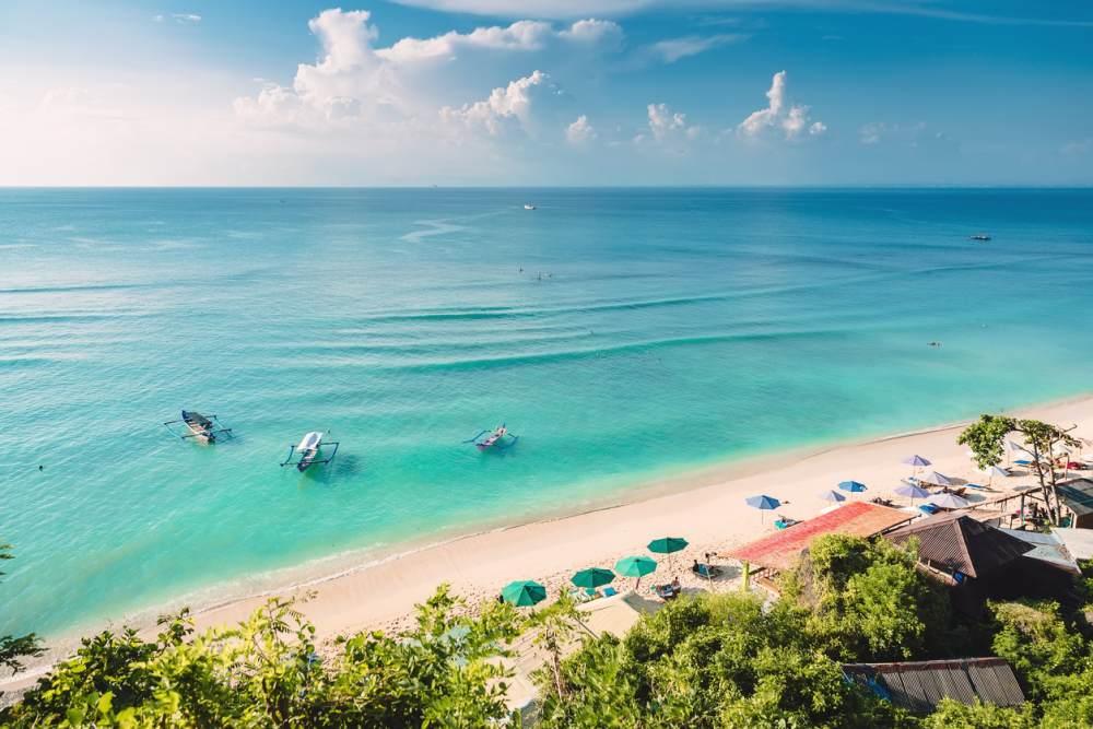 Top 5 populairste bestemmingen in Azië