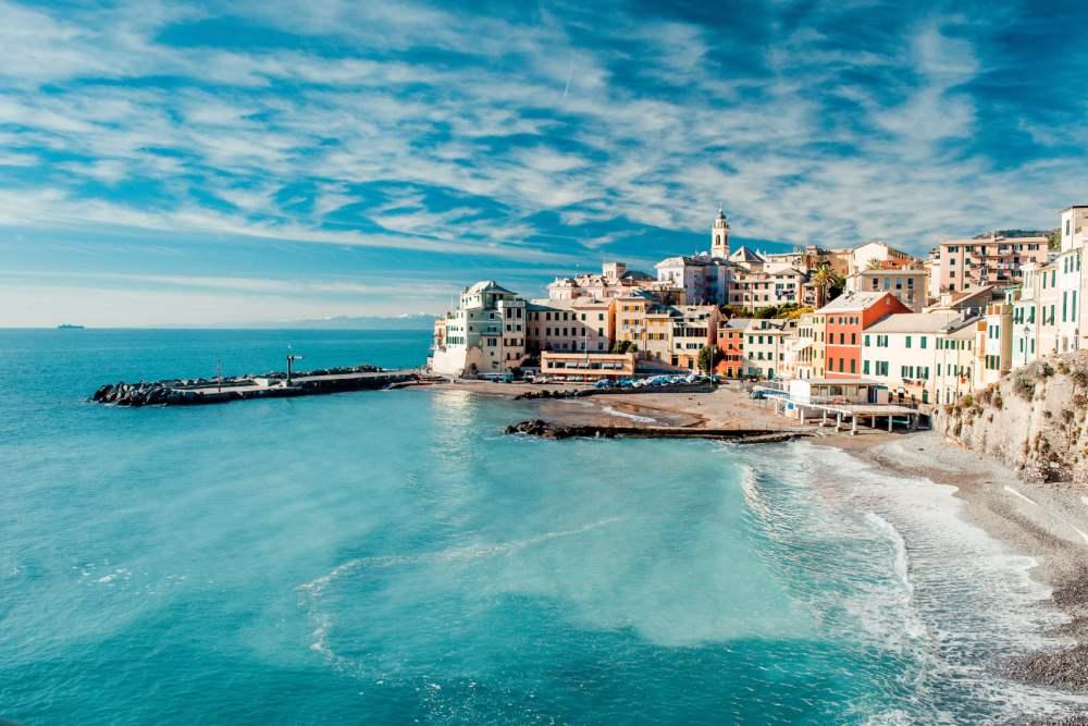 De populairste vakantiebestemmingen in Italië
