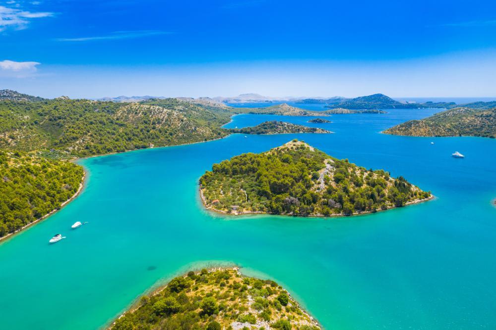 De mooiste natuurgebieden van Kroatië